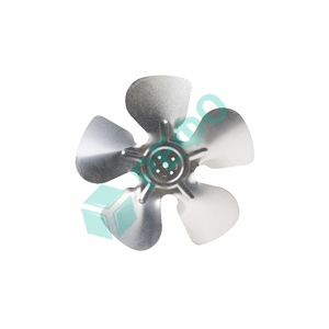 Крыльчатка  вентилятора Ф254