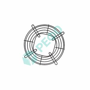 Решетка вентилятора 172мм