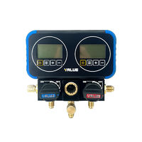 Манометрический коллектор электронный Value VRM2-0101i (NAVTEK)