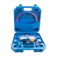 Манометрический коллектор AitCool HMG-4-R134A-II