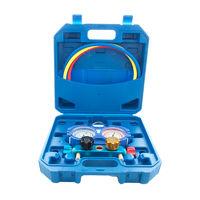 Манометрический коллектор AitCool HMG-4-R410A-II
