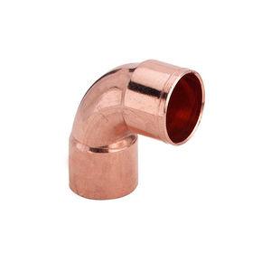 Отвод медный СхF (однораструбный), CхF 89 мм