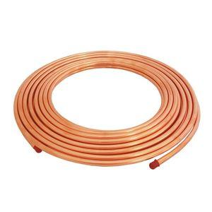 Труба медная 3/8 x 0,60 (ICG), ASTM
