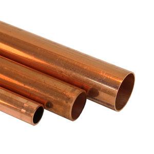 Труба медная 10 мм x 0.8 мм, штанга 3 метра