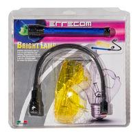UV-лампа, питание 3 батарейки АА, очки, насадка с белым светом 5 LED