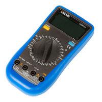 Клещи измерительные VDM -151